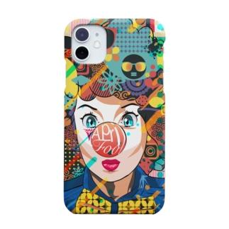 Fool Clown (iPhone11用)🤡 Smartphone cases