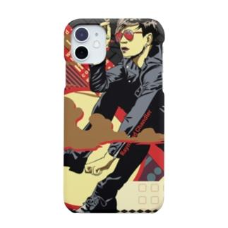 ハードボイルド(iPhone11用) Smartphone cases