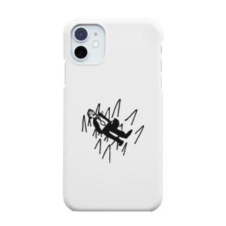 針山地獄ナルコレプシー Smartphone cases