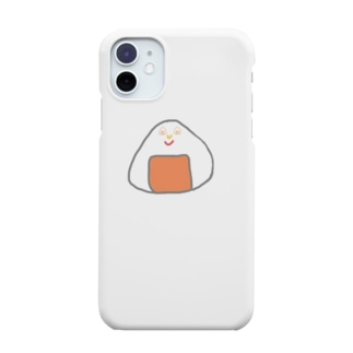 Orange rice ball boy Smartphone cases
