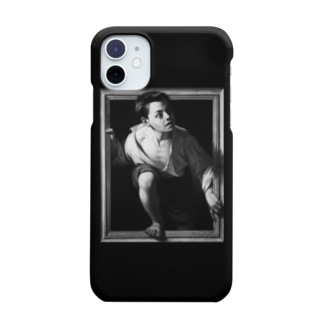 friday_panicの Escaping Criticism Smartphone cases