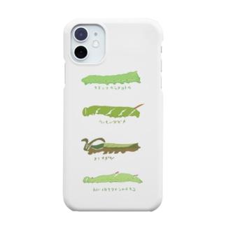 いもむしにっき Smartphone cases