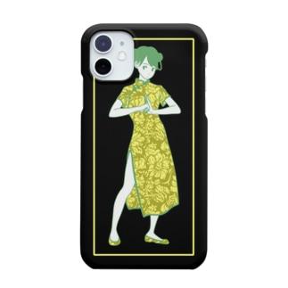 カンフーガール(11用) Smartphone Case