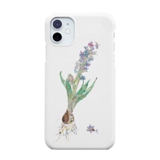 ヒヤシンス Smartphone cases