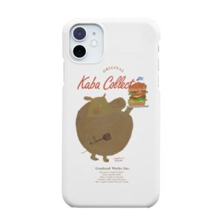 Burger KABA Smartphone cases