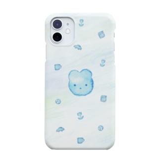 クマのおもちゃ箱 Smartphone cases