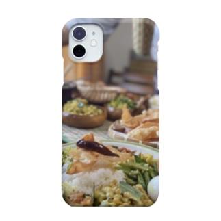 lovespiceのスパイス大好きスリランカカレー Smartphone cases