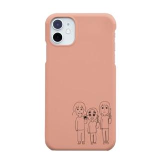 ひなまつりさごはんまつり Smartphone cases