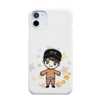 内田隼人【とっち。】 Smartphone cases