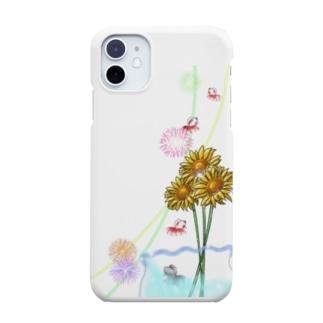 OMNIA'S NEXTグッズショップの平井綾乃【きんぎょ】 Smartphone cases