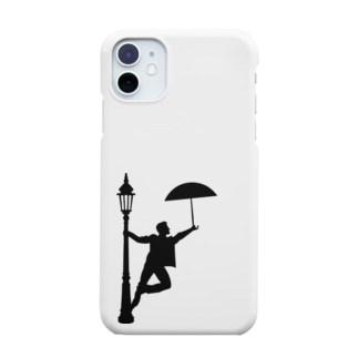 雨に唄えば☂️🎶 Smartphone cases