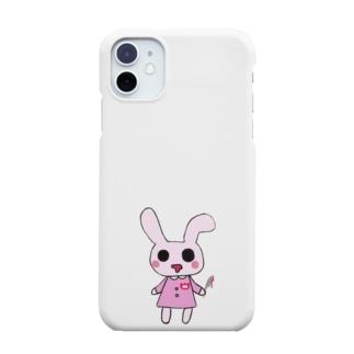 中川瑠夏【ルカぴょんくれい児ー】 Smartphone cases