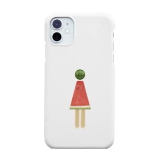 ピクトスイカちゃん Smartphone Case
