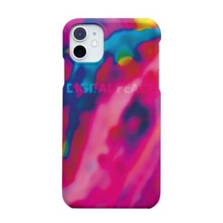 デジタルタイダイ Smartphone cases