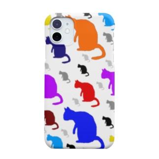 NEKOZEロゴロゴ Smartphone cases