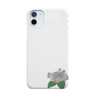 泣く空に寄り添う Smartphone cases