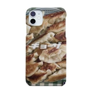 もりもりギョーザ Smartphone cases