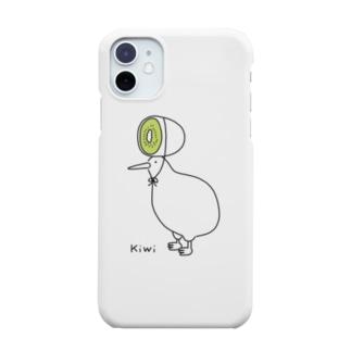 キウイとキーウィ Smartphone cases