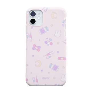 Yamikawaii Syndrome #PINK Smartphone cases