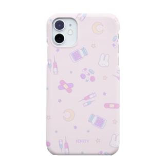 Yamikawaii Syndrome #PINK Smartphone Case