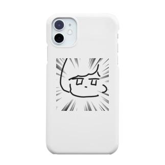 ジブンノオドロキガオ Smartphone cases
