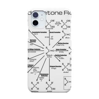 アルデヒド・ケトンの反応(有機化学) Smartphone cases