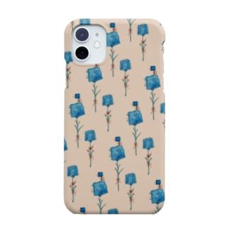 あおいおはな Smartphone cases