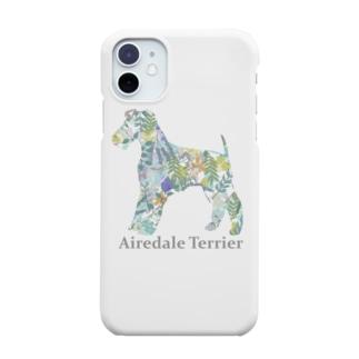 ボタニカル エアデール Smartphone cases