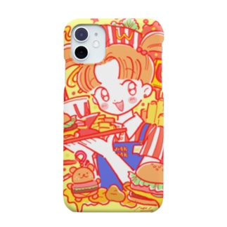 HAMBURGER Smartphone cases