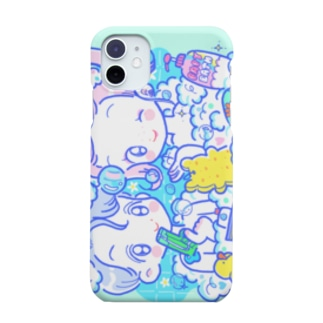 BATH TIME Smartphone cases
