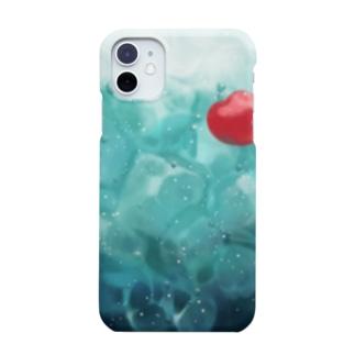 水中のソーダ Smartphone Case
