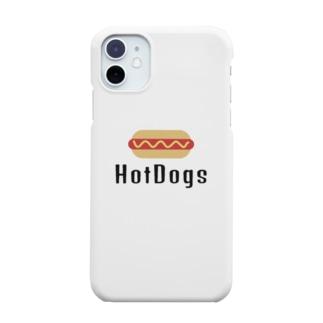 HotDogs Smartphone cases
