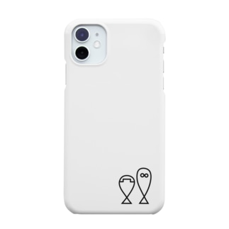 立ち魚 Smartphone cases