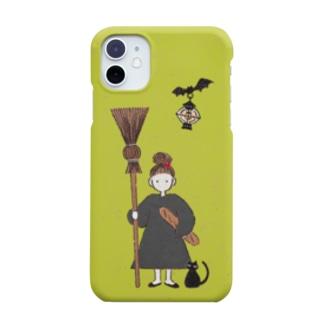 fig-tree_SUZURI▲のまじょっこ Smartphone cases