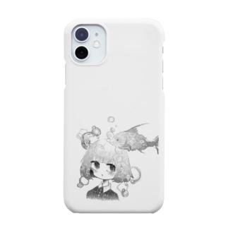 おさかなの夢 Smartphone cases