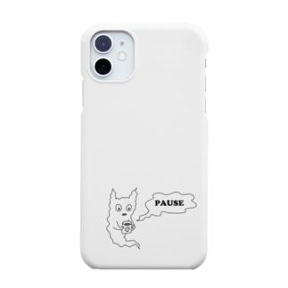 ゴースト休憩中 Smartphone cases