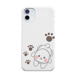トイプードルスマホケース Smartphone cases