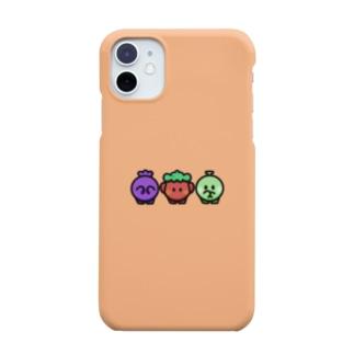 さんこいち Smartphone cases