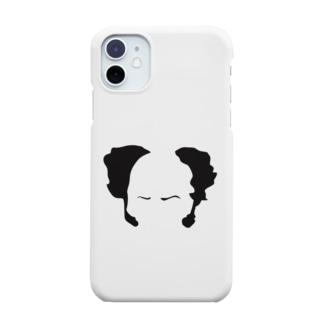 ショーペンハウアー×iphoneケース Smartphone cases