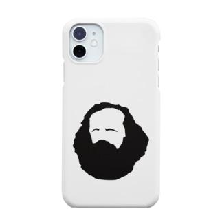 マルクス×iphoneケース Smartphone cases
