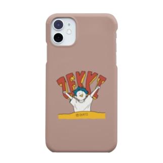 絶起マン/スマホケース Smartphone cases