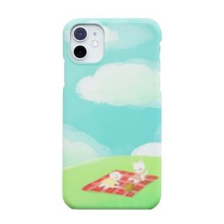 ピクニック日和 Smartphone cases