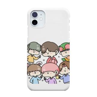よみふぁみ Smartphone cases