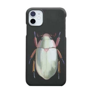 キンギンコガネ Smartphone cases