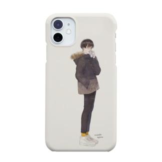飲酒くん iPhone 11 Smartphone cases
