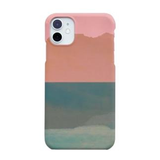 上と下 Smartphone cases