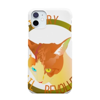 ORDINARY CATS4(秋) Smartphone cases