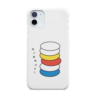 特に意味はない図形。 Smartphone cases