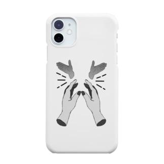 慈愛×祈り Smartphone cases