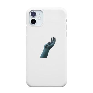 あの娘の手のひら Smartphone cases